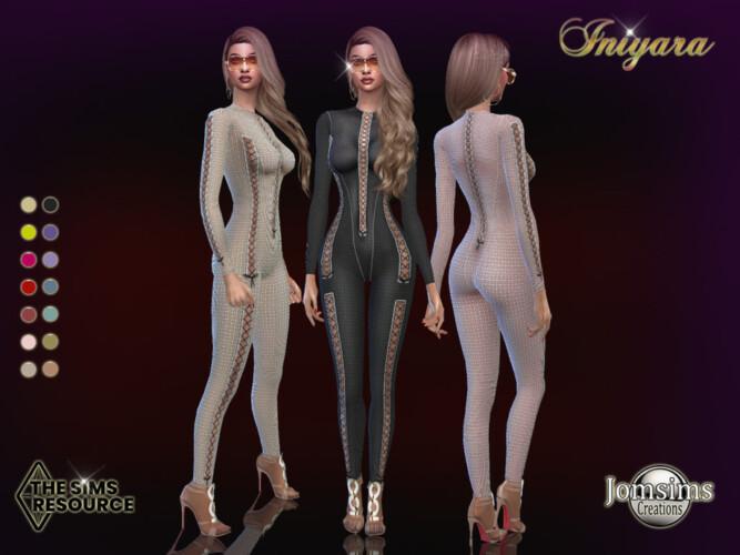 Iniyara Jumpsuit By Jomsims
