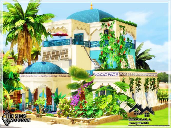 Marsala House By Marychabb