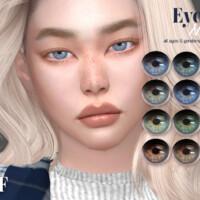 Imf Eyes N.181 By Izziemcfire
