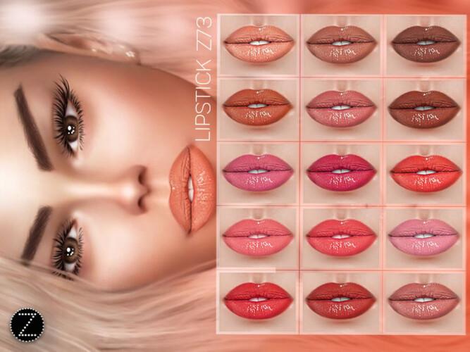 Lipstick Z73 By Zenx