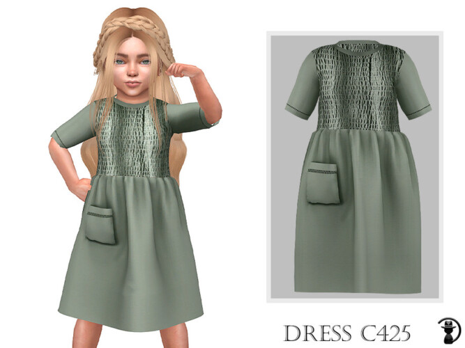 Dress C425 By Turksimmer