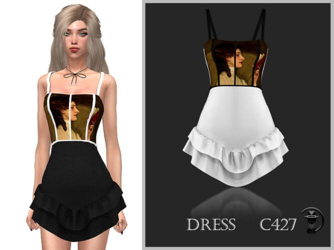Dress C427 By Turksimmer