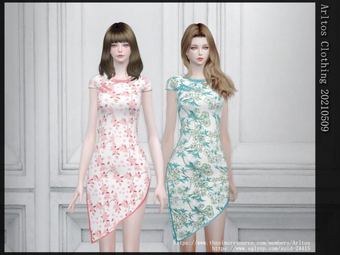 Dress 20210509 By Arltos