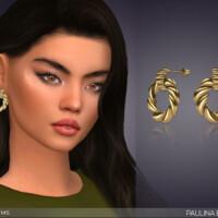 Paulina Earrings By Feyona