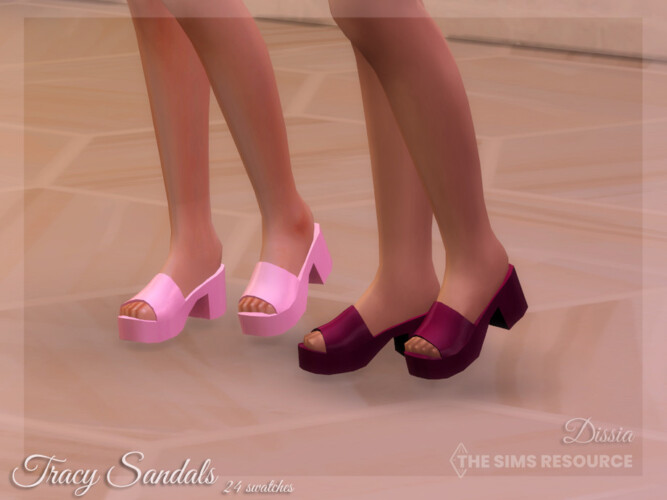 Tracy Sandals By Dissia