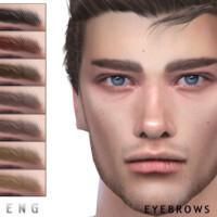 Eyebrows N121 By Seleng