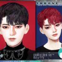 Throne Hair By Kimsimjo