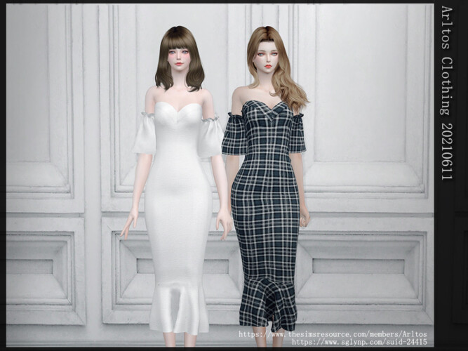 Dress 20210511 By Arltos