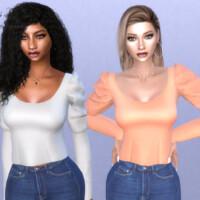 Ladies Top N 126 By Pizazz