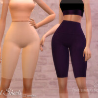 Sport Shorts By Dissia
