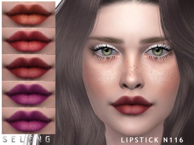Lipstick N116 By Seleng