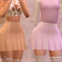 Gloria Skirt By Dissia