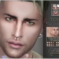 Tom Facemask By Bakalia