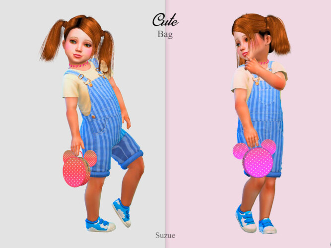 Cute Bag Toddler By Suzue