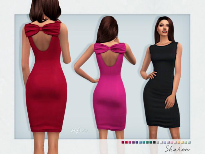 Sharon Dress By Sifix