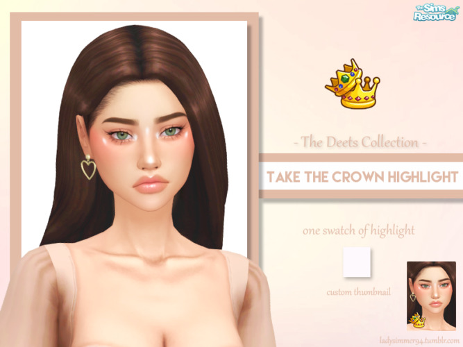 Take The Crown Highlight By Ladysimmer94
