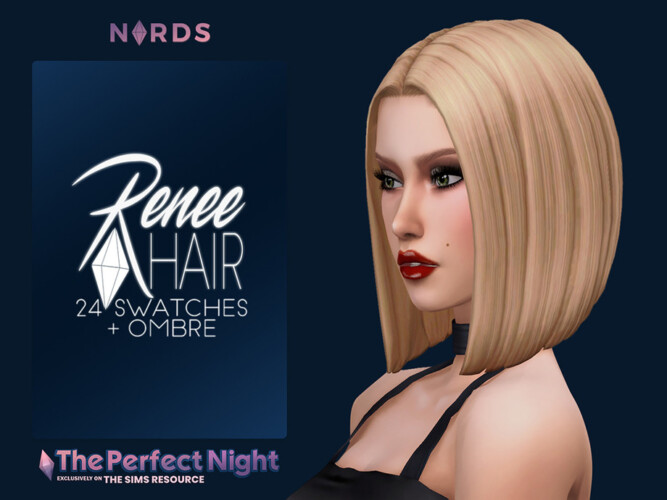Renee Bob Hair And Ombre By Nords