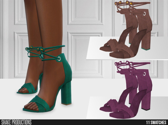 691 High Heels By Shakeproductions