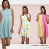 Summer Dress By Sifix