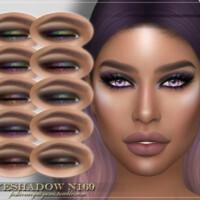 Frs Eyeshadow N169 By Fashionroyaltysims