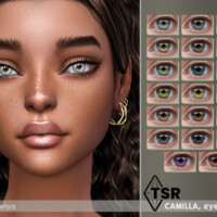 Camila Eyes By Soloriya