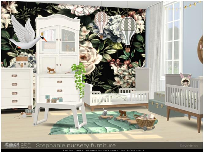 Stephanie Nursery Furniture By Severinka