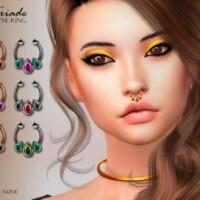 Triade Piercing By Suzue