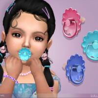 Lulu Pacifier By Feyona