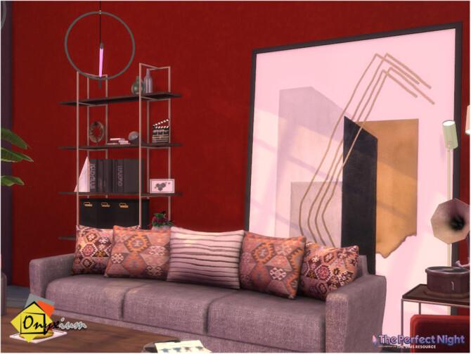 Sims 4 Edinburgh Living Room by Onyxium at TSR