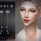 Earrings 52 By Bobur3