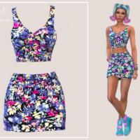 Hot Summer Dress By Paogae
