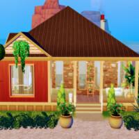 Arizona House By Ljanep6