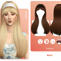Emmi Hairstyle By Enriques4