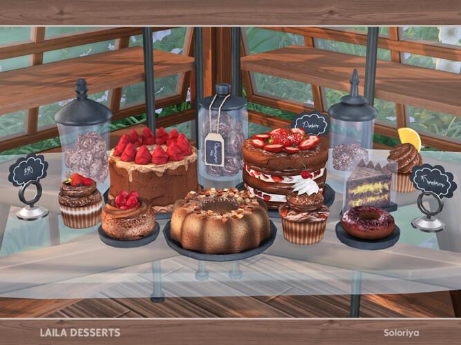 Laila Desserts By Soloriya