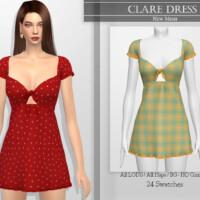 Clare Dress By Katpurpura