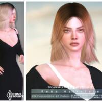 Rene Hairstyle By Darknightt