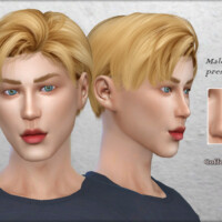 Male Nose Preset #4 By Coffeemoon