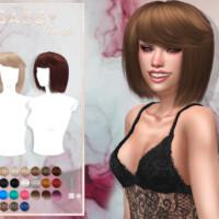 Gabby Hair By Javasims