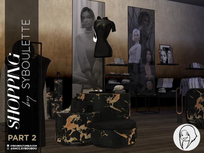 Shopping Set Part 2 By Syboubou