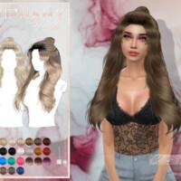 Epiphany Hairstyle Javasimsxpipco Collab