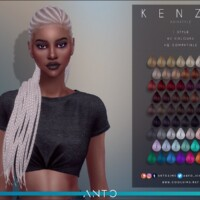 Kenza Hair By Anto