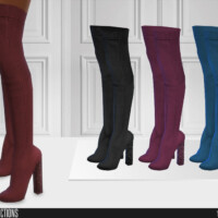 688 High Heel Boots By Shakeproductions