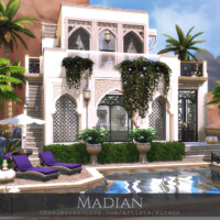 Madian House By Rirann