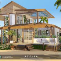 Azelia House By Melapples