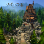 Owl's Cliff By Virtualfairytales
