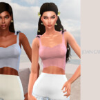 Olivia Top By Joan Campbell Beauty