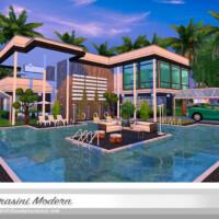 Jurasini Modern House By Autaki
