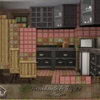 Farmhouse & Rustic Wallpaper By Emerald