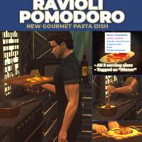 Ravioli Pomodoro New Custom Recipe By Robinklocksley