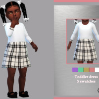 Toddler Dress Susy By Lyllyan